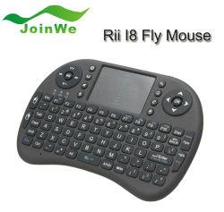 Rii Backlit 소형 I8+ 2.4G 무선 도박 키보드