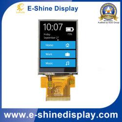 2.8 TFT 관례 LCD 디스플레이 텔레비젼 다중 저항하는 전기 용량 접촉 스크린 제조자 2.8 인치 TFT LCD 디스플레이 접촉 스크린 모듈