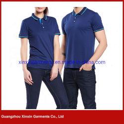 Aangepast Netwerk 100% van het Overhemd van het Polo van Mens van het Golf van de Sporten van het Embleem Levering voor doorverkoop van de Overhemden van het Polo van Dri van de Polyester de Geschikte (P397)