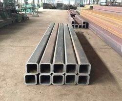 Soporte de fijación del tubo de carbono nuevo tubo cuadrado de acero galvanizado