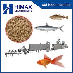 Haustier-Zufuhr-Wasserhundenahrungsmittelsich hin- und herbewegender Fisch-Zufuhr-Extruder