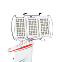 2019 4 Цветной светодиодный индикатор фотонов для лица уход за кожей Beauty SPA машины PDT терапии