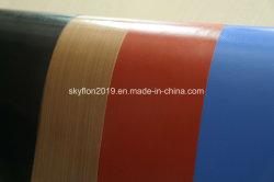 De Stof van de Glasvezel PTFE met Verschillende Grootte en Kleur