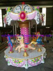 Parque de Atracciones de caballo de carrusel 3/6/12 escaños para la venta