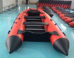 3.2mの安い釣膨脹可能なボートの働きボート