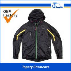 Для изготовителей оборудования по весу сотрудников куртка, единообразных черный пиджак из нейлона