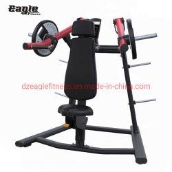 Commerce de gros équipements de gym d'un marteau force la plaque de presse de l'épaule Precor chargé