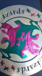 Голографическая золотого цвета горячей тиснение фольгой передача тепла фольги алюминиевой фольги бумаги, Печать логотипа