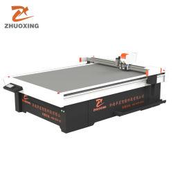 KT 보드 아크릴산 PVC 유리 섬유 탄소 섬유 Avertising Machinery CNC 디지털 진동식 칼 절단 기계 평판형 커터