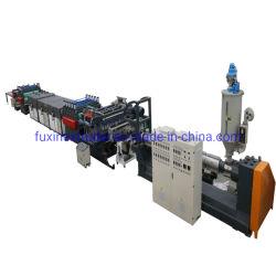 고품질 PC /PP/PE/PVC 내밀거나 기계를 만드는 플라스틱 빈 격자 널 장 밀어남 선 /Extruder