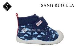 Niños de los fabricantes de calzado deportivo de niños Zapatos de lona botas Sport