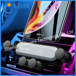 Support de téléphone de voiture universel de la gravité de l'aérateur Support de téléphone de montage de la gravité stand Support de téléphone