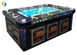 Happy Tiger Hot Sale Ocean King 3 Jeu de pêche Thunder Dragon La Console de vidéo de Monster Hunter Arcade attraper du poisson Table de jeu Le jeu de tir Machine de jeu de poissons
