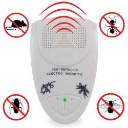 Contrôles électroniques Repeller de rongeurs à ultrasons parasites d'accueil repousser des souris, rats, papillons de nuit, les chauves-souris, les moustiques, mouches, puces, des araignées et plus d'insectes ravageurs rejeter