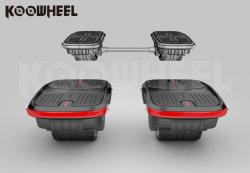 Scooter électrique 80kg de charge auto Scooter électrique d'équilibrage des chaussures de skateboard
