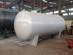Control automático de superficie lisa y tanque de almacenamiento de combustible diesel