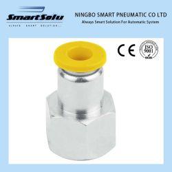Ningbo Smart PCF-G haute qualité en matière plastique raccords pneumatiques One Touch