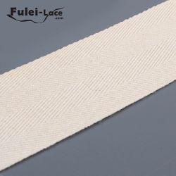 Nastro in tessuto jacquard di cotone di eccellente qualità