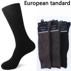 2016 Nuevo estilo de los hombres europeos de alta calidad calcetines de vestir