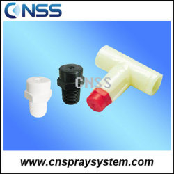 Fe Plastic Misting Nozzle для Humidifying и Fogging Nozzle
