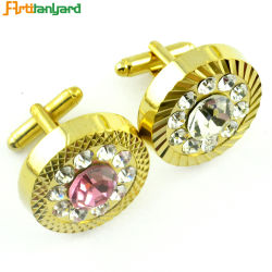 Men's Fashion Design métal Cufflink