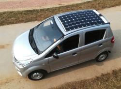 Automobile elettrica solare del combustibile di Rhd di approvazione elettrica del EEC