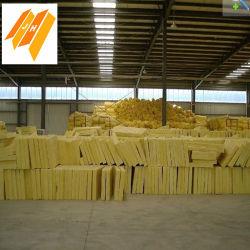 Rock Woo/ de la laine de fibre de verre avec d'aluminium (15-100)