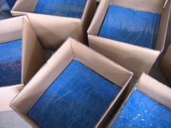 非反スリップのためのゴム製ベースをスクラッチし、保護したり/多パッド型の生産/青く、透過マット