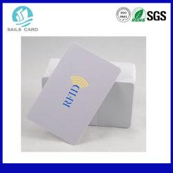 بطاقة فارغة Cr80 RFID للبيع بالكامل