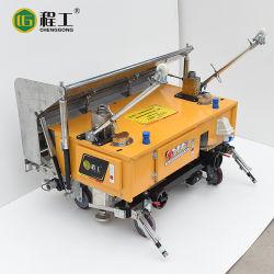 Automatischer Wand-Kleber-nasser Sand, der die Spray-Maschine/Wand vergipsen Maschinen-/Kleber-Sand-Pflaster vergipst