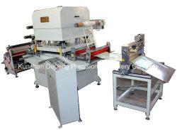 Prensa Hidráulica Caixa Rótulo de Alumínio Die máquina de corte (DP-650)