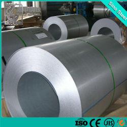 La norme ASTM A653 SGCC doux de qualité pour les bobines en acier recouvert de zinc HAVC