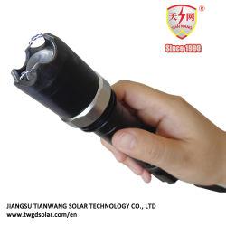 フラッシュライト付き高電圧全金属製自己防衛兵器( TW-100 )