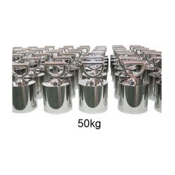 F1、F2のステンレス鋼の口径測定の個々の精密重量