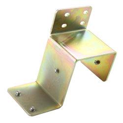 Fiche personnalisée Metal Fabrication & Service de découpe laser de métal (aluminium, acier inoxydable) des pièces