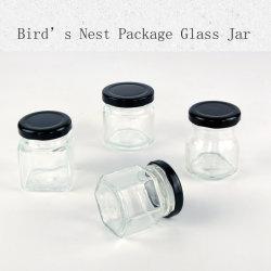 Bottiglia di vetro di figura Diversiform per le bevande del Uccello-Nido