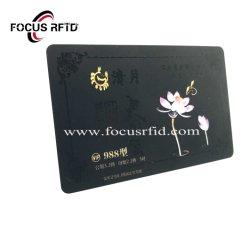 Lees slechts Goedkoop pvc van Kosten Plastic Em4100 Rfid- Identiteitskaart voor het Slot van het Hotel