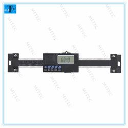 """Absolute Latthe Linear Scale digitale digitale digitale digitale digitale digitale schaal-eenheid 0 - 4"""" X. 0005""""/0,01 mm, met uitvoer"""