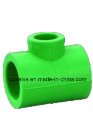 高品質 PPR Reducing Tee with PPR Pipe Fittings Pn20 および Pn 25
