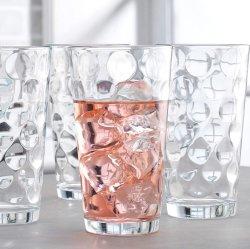 Copo de copo conjunto água Whisky suco leite copo copo copo café copo Conjunto de copo de vidro