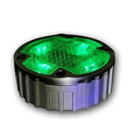 핫 셀링 하이웨이 솔라 파워 LED 임베디드 매설 리플렉티브 Cat 아이로드 스터드