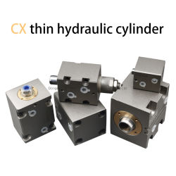 CX-DEVIAZIONE STANDARD, CX-La, Cxr-DEVIAZIONE STANDARD, cilindro idraulico sottile della Cxr-La