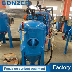 강철 구조물 먼지 제거를 위한 고압 분사구 살포