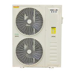 Lavorare alla pompa di calore della sorgente d'aria dell'invertitore a -30 gradi per Riscaldamento a pavimento e acqua calda