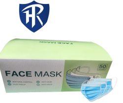 Одноразовые для взрослых, Non-Woven ткани, трех уровней защитную маску