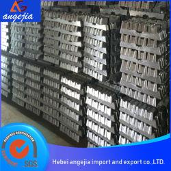 広く適用されるの亜鉛インゴット99.99% /99.995 %/Zincの合金のインゴット化学工業亜鉛そして他の金属の合金のめっきのコーティング工業
