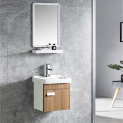 Fácil de la cuenca del wc cuarto de baño de PVC modelo