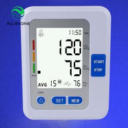 心拍数のモニタのホームおよび病院の手首のデジタル自由な血圧のモニタ