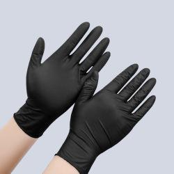 Guanti in nitrile antiallergici personalizzabili Guanti non in lattice Guanti protettivi per le mani Tattoo Guanti prodotto in gomma