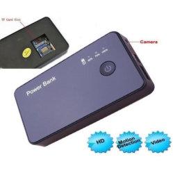 Banco de potencia de 720p Hidde Estilo de la cámara de seguridad de vigilancia CCTV Mini DVR (AVP010baa)